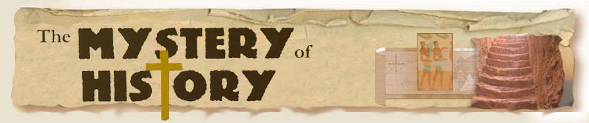 The Mystery of History is 4 volume, chronological, Christian, complete world history curriculum for all ages.